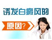 白癜风病情受哪些因素影响